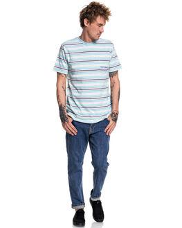 AQUATIC ORIGINALS MENS CLOTHING QUIKSILVER TEES - EQYKT03752MGK3