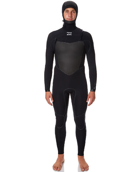 BLACK SURF WETSUITS BILLABONG STEAMERS - 9773897BLK