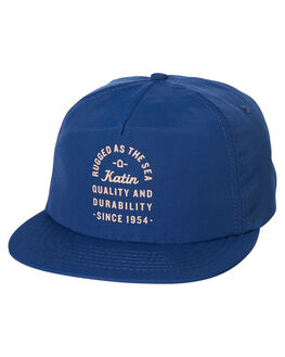 NAVY MENS ACCESSORIES KATIN HEADWEAR - HTSEA02NVY