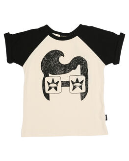 OATMEAL KIDS TODDLER BOYS ROCK YOUR BABY TEES - TBT1749-EOAT