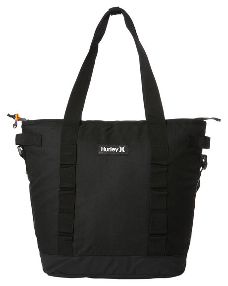 BLACK MENS ACCESSORIES HURLEY BAGS + BACKPACKS - HH9A7122023