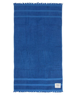 DENIM WOMENS ACCESSORIES MAYDE TOWELS - 17ANGDNMDENIM