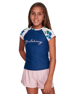TWILIGHT BLU KIDS GIRLS BILLABONG SWIMWEAR - BB-5792002-TWU
