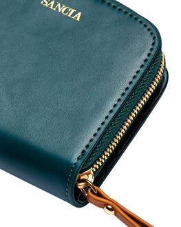 HUNTER GREEN WOMENS ACCESSORIES SANCIA PURSES + WALLETS - 148BHGRN