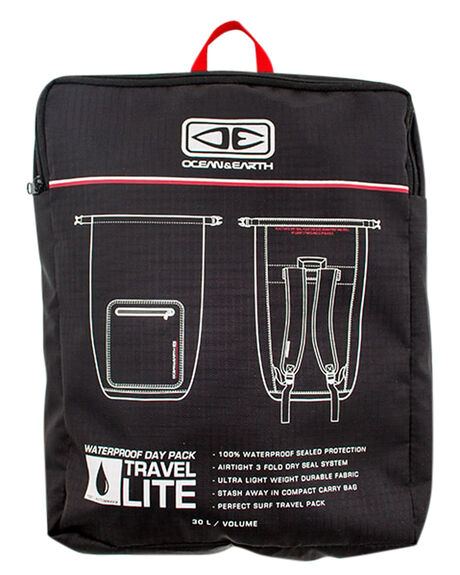 BLACK BOARDSPORTS SURF OCEAN AND EARTH ACCESSORIES - AMMC35BLK