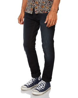 HIDDEN BLUE MENS CLOTHING NUDIE JEANS CO JEANS - 112352HIDBL
