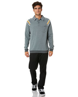 COOL BLUE MENS CLOTHING VOLCOM JUMPERS - A4612004CLU