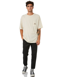 PIGMENT SAND MENS CLOTHING NO NEWS TEES - N5202001PIGSD
