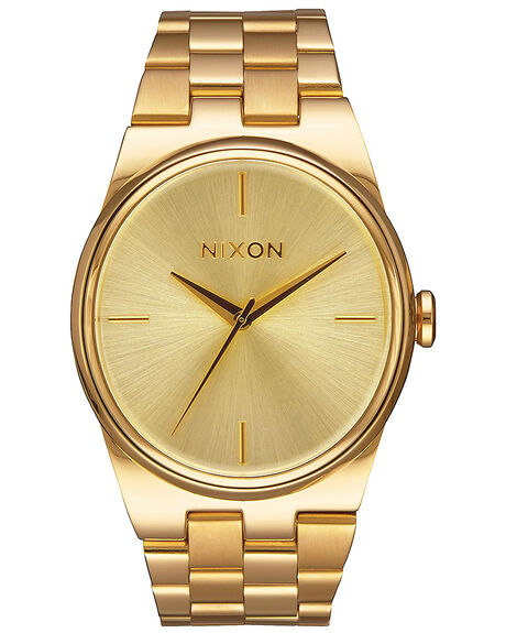ALL GOLD MENS ACCESSORIES NIXON WATCHES - A953502