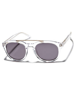 CLEAR CRYSTAL GLOSS WOMENS ACCESSORIES EPOKHE SUNGLASSES - PR-0543CLE