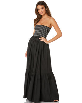 CHARCOAL WOMENS CLOTHING TIGERLILY DRESSES - T391419CHR