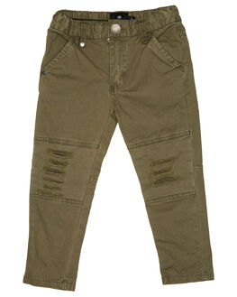 KHAKI KIDS TODDLER BOYS ST GOLIATH PANTS - 2814017KHA