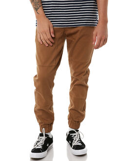 NEW COFFEE MENS CLOTHING ACADEMY BRAND PANTS - 18W103NCOF