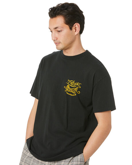 BLACK MENS CLOTHING INSIGHT TEES - 5000005439BLK