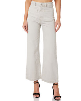 STONE WOMENS CLOTHING ROLLAS JEANS - 13218401