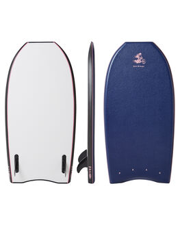 MIDNIGHT ORANGE SURF BODYBOARDS DRAG BOARDS - DBCSPEEDMIDOG