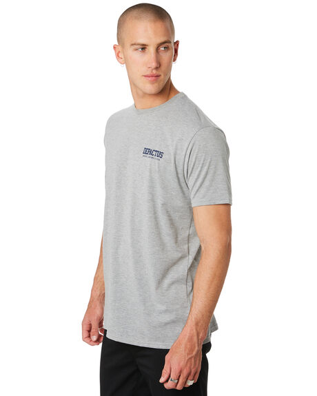 GREY MARLE MENS CLOTHING DEPACTUS TEES - D5193011GRYMA