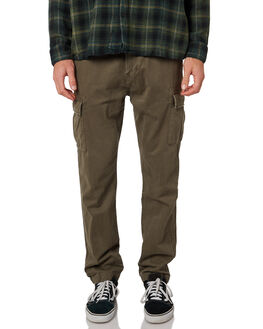 RIFLE GREEN MENS CLOTHING RUSTY PANTS - PAM0953RFG