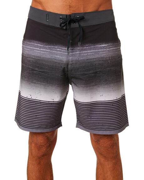 BLACK MENS CLOTHING HURLEY BOARDSHORTS - AQ9994010