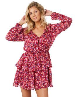 MULTI WOMENS CLOTHING MINKPINK DRESSES - MP1903453MUL