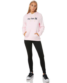 PINK FOAM WOMENS CLOTHING HURLEY JUMPERS - CI9431635