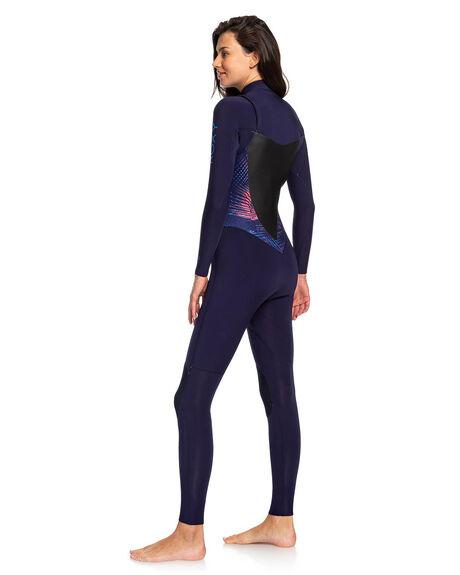 BLUE/CORAL BOARDSPORTS SURF ROXY WOMENS - ERJW103025-XBMM
