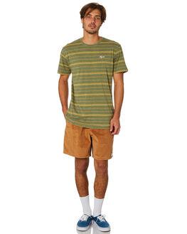TOBACCO MENS CLOTHING RHYTHM SHORTS - JAN19M-JM03-TOB