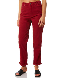 WINE WOMENS CLOTHING RIDERS BY LEE PANTS - R-551612-356