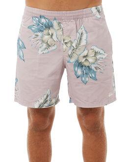 PINK MENS CLOTHING STUSSY BOARDSHORTS - ST085607PNK