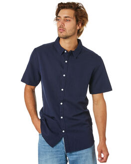 NAVY MENS CLOTHING SWELL SHIRTS - S5201171NAVY