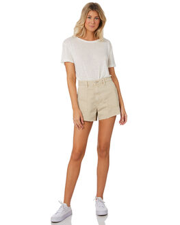 SANDY WOMENS CLOTHING ABRAND SHORTS - 715884530