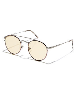 SILVER ESPRESSO UNISEX ADULTS CRAP SUNGLASSES - 163WB80GOZSLVES