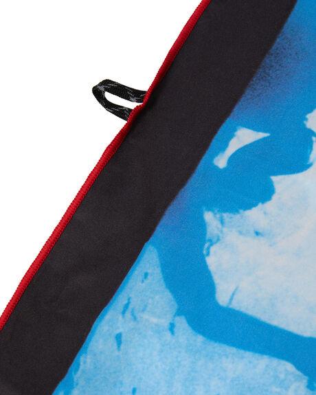 DUSTIN HUMPREY PRINT MENS ACCESSORIES SLOWTIDE TOWELS - C3110-3437-00DHBM