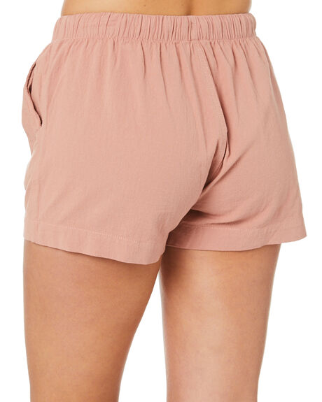 CORAL WOMENS CLOTHING SWELL SHORTS - S8211234CORAL