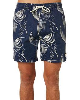 BLUE PALM MENS CLOTHING DEUS EX MACHINA BOARDSHORTS - DMP82800BLUPA