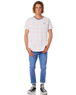 BOLD BLUE MENS CLOTHING ROLLAS JEANS - 200452341