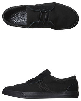 BLACK BLACK MENS FOOTWEAR REEF SNEAKERS - 3314BK2