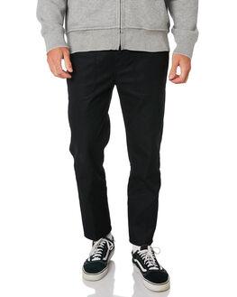 BLACK MENS CLOTHING HURLEY PANTS - AV6291010