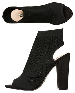 BLACK WOMENS FOOTWEAR BILLINI HEELS - B859BLK