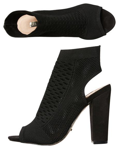 BLACK WOMENS FOOTWEAR BILLINI HEELS - B859BLK