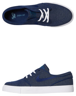 BLUE VOID MENS FOOTWEAR NIKE SNEAKERS - SS615957-403M