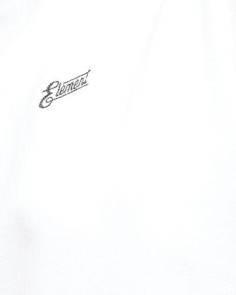 WHITE WOMENS CLOTHING ELEMENT TEES - EL-207004-WHT