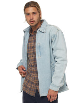 BONE BLUE MENS CLOTHING RUSTY JACKETS - JKM0385BOB