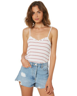 STRIPE WOMENS CLOTHING SWELL SINGLETS - S8182271STRIP