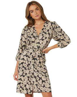 TULIP WOMENS CLOTHING LILYA DRESSES - RD01B-LAW19TUL