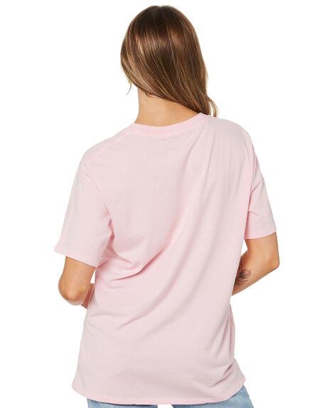 LIGHT PINK WOMENS CLOTHING SWELL TEES - S8214003LTPNK