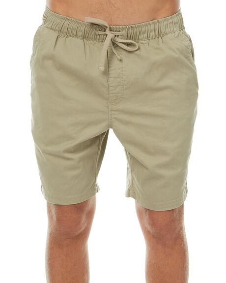 KHAKI MENS CLOTHING KATIN SHORTS - WSPATS17KHAKI