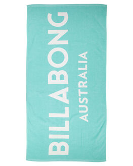 AQUA SPLASH ACCESSORIES TOWELS BILLABONG  - 6671721AQUA