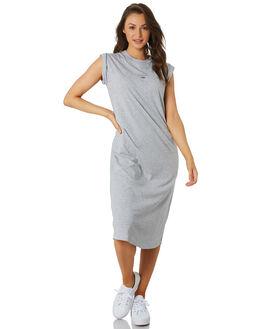 GREY MARLE WOMENS CLOTHING C&M CAMILLA AND MARC DRESSES - VCMD1608GRYM