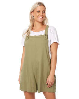 PRAIRIE WOMENS CLOTHING RUSTY PLAYSUITS + OVERALLS - MCL0281PRA